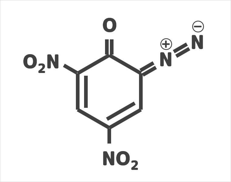 ジアゾジニトロフェノール