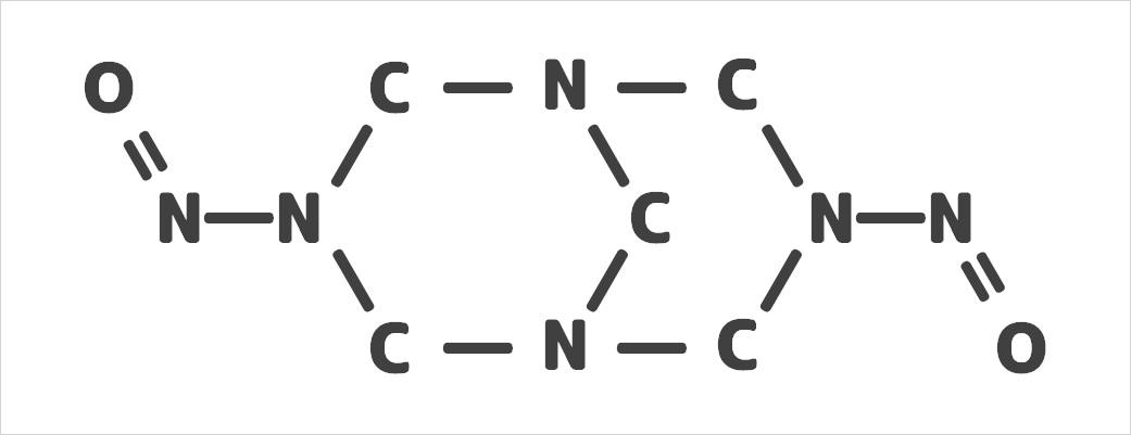 ジニトロソペンタメチレンテトラミン